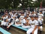 市川市夏季大会開幕!